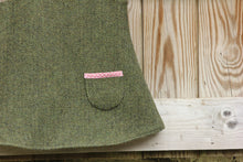 Load image into Gallery viewer, Chepstow Tweed Pinafore