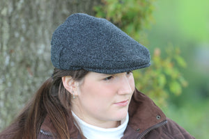 Black Mountain Grey Cap and Scarf
