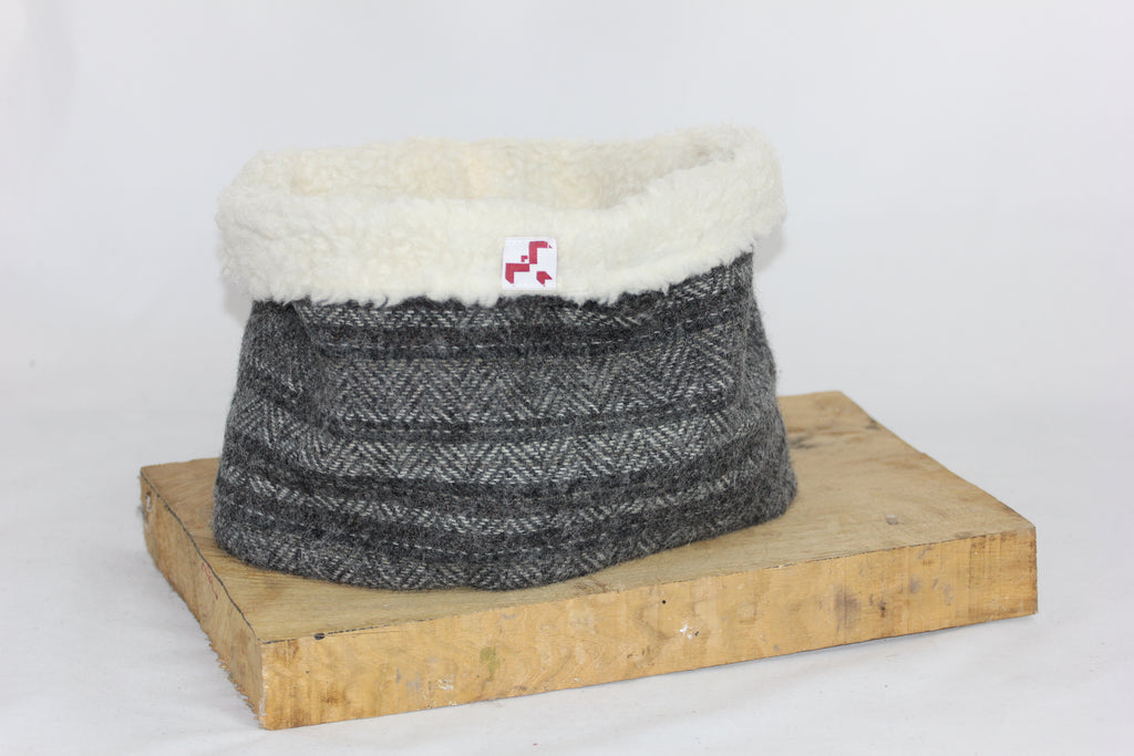 Jacob Dark Grey Neck Warmer
