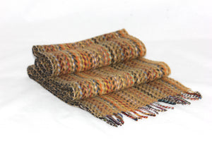 Orange Woollen Scarf