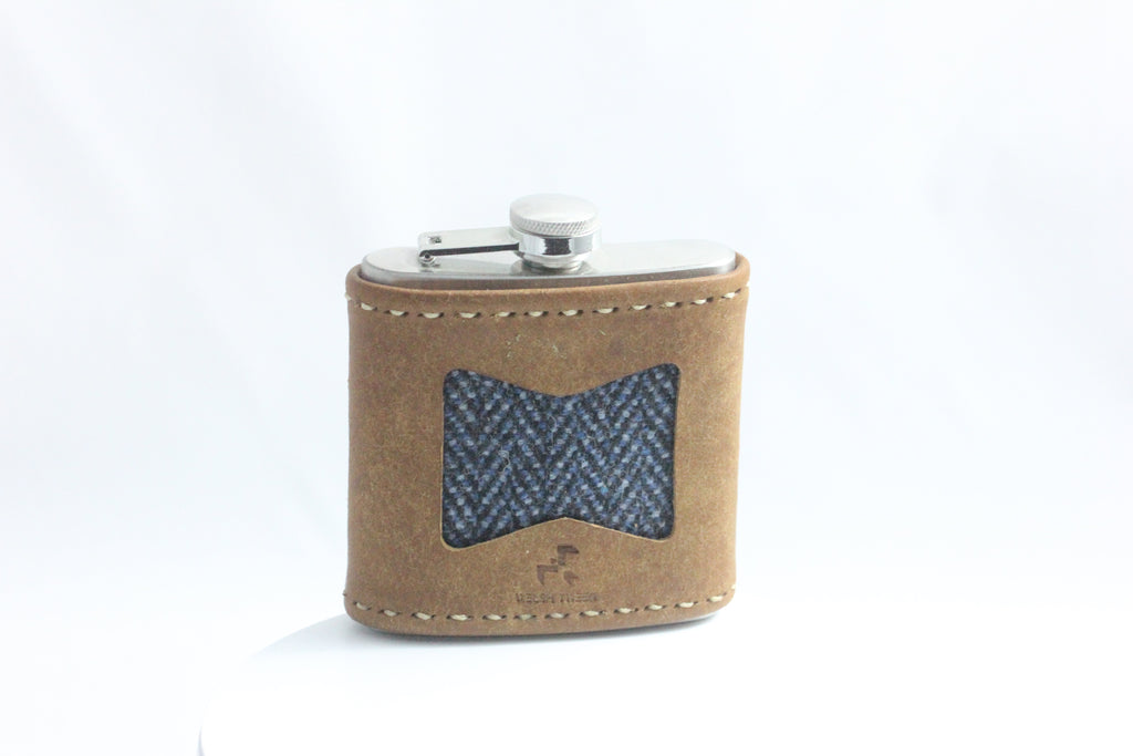 Pembroke Hip Flask