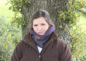 Tenby Tweed Neck Warmer
