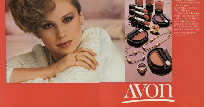 "AVON 1981: La Linea di Gioielli ""Sea Treasures"""