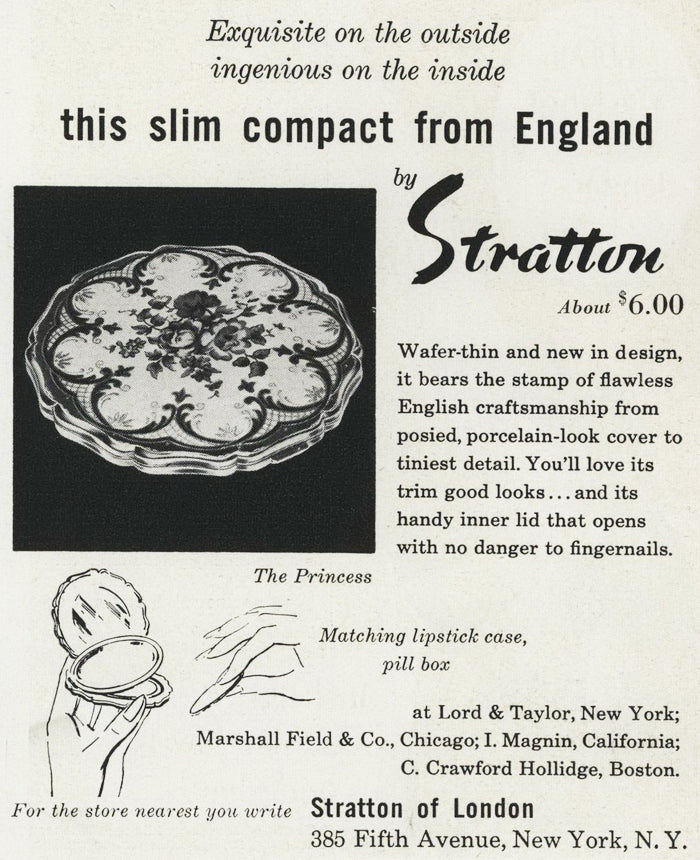 Stratton 1955.03.15 - Vogue, pag. 145