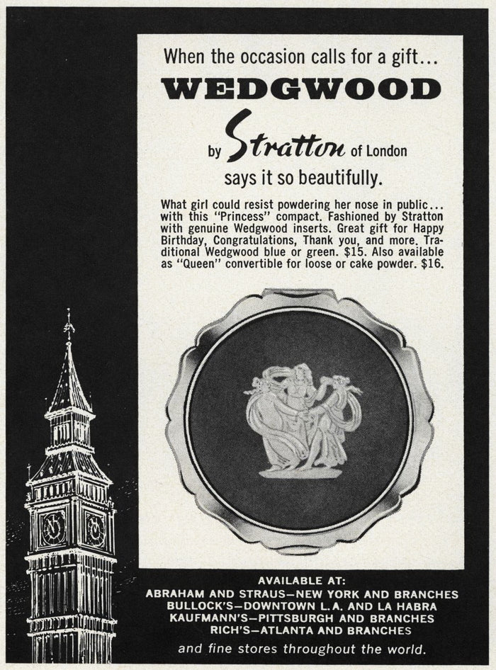 stratton e wedgwood