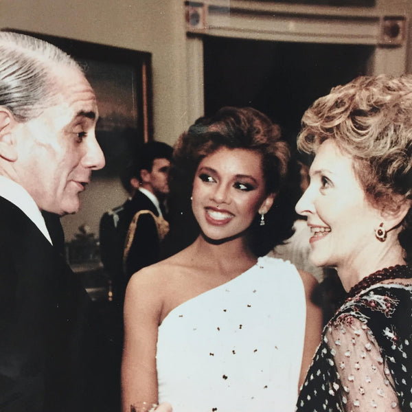 kenneth jay lane con nancy reagan