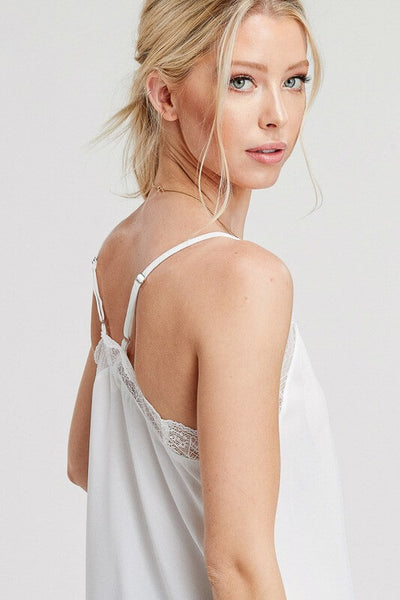 Sloane Lace Front Cami