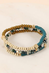 Gracie Stretch Bracelet Set