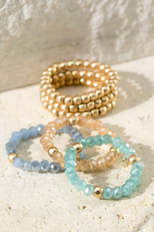 Delphine Stackable Ring Set