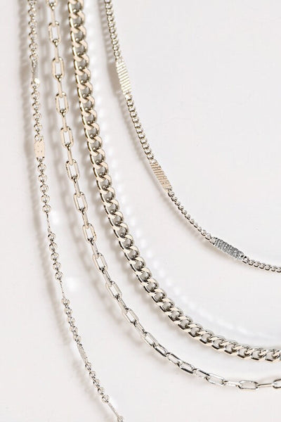 Faye Layered Necklace