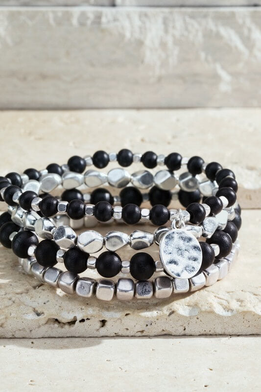 Tinley Beaded Bracelet Set