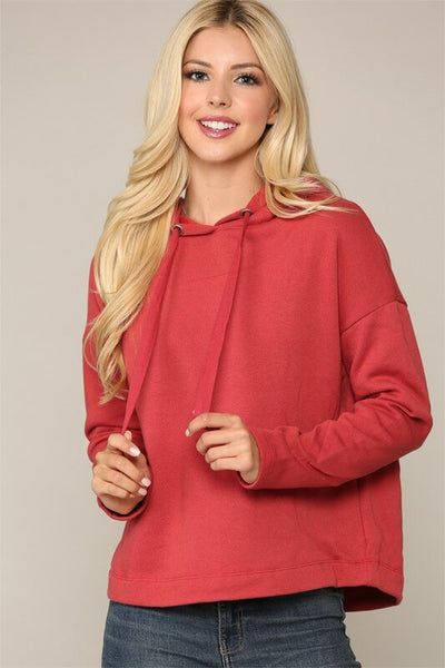 Vanessa French Terry Pullover