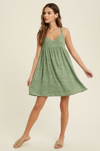 Romily Double Strap Dress