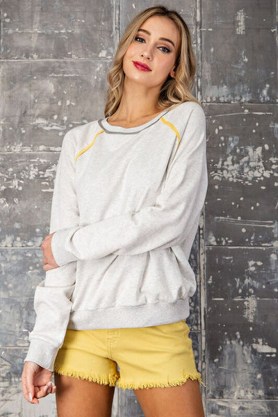 Katie Cozy Loose Fit Sweatshirt
