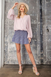 Rainey Pleated Skort