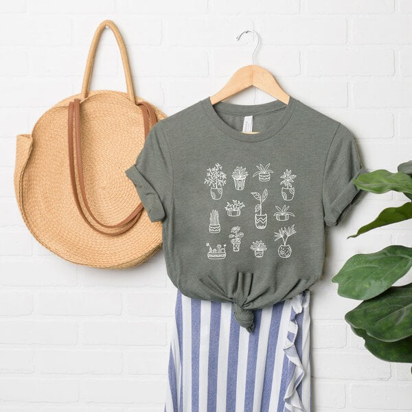Plant Lady Graphic Tee