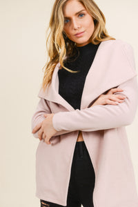 Melissa Brushed Cardigan