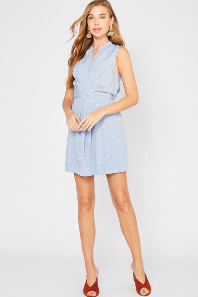 Audra Placket Dress