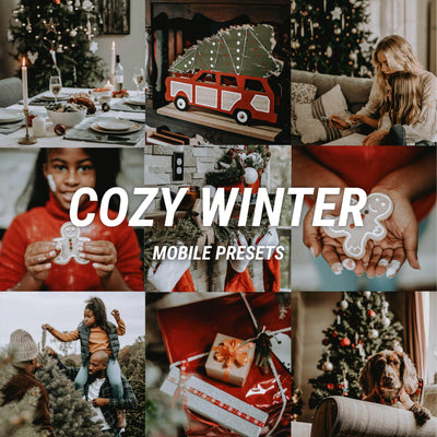 COZY WINTER Mobile - JuliPresets