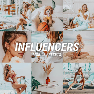 INFLUENCERS Mobile - JuliPresets