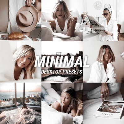 NEW! MINIMAL Desktop - JuliPresets