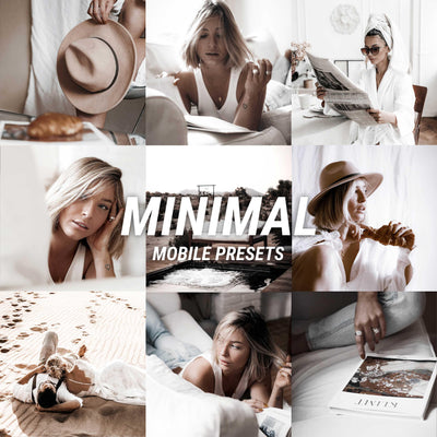 NEW! MINIMAL Mobile - JuliPresets