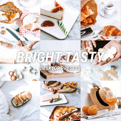 BRIGHT TASTY Desktop - JuliPresets