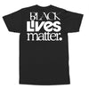 WWE wrestling superstar Finn Balor Smile its Peak with black lives matter on back black t-shirt