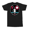WWE wrestling superstar Finn Balor Smile its Peak with astronaut on bak black t-shirt bundled item
