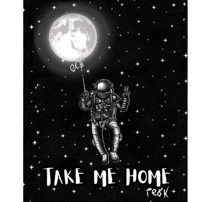 ***Limited*** 8x10 -Take Me Home