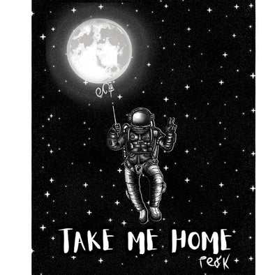 ***Limited*** 8x10 SIGNED BY FERG -Take Me Home