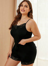 Load image into Gallery viewer, Plus Size Pajama Set