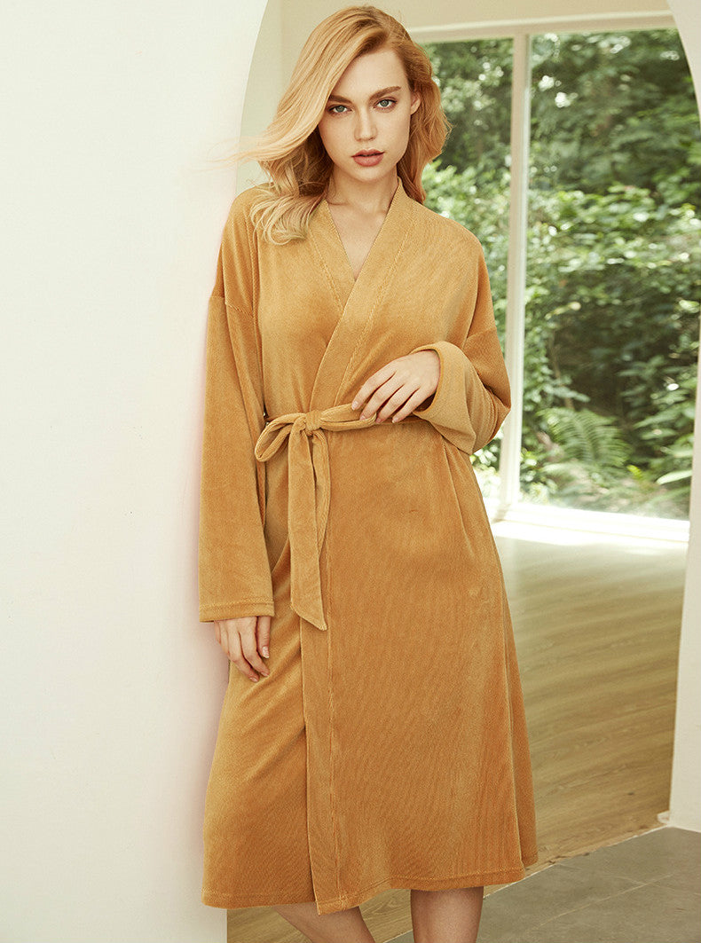 Evalamor A/W Long Robe