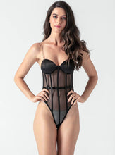 Load image into Gallery viewer, Metal Chain Sling Playsuits - Evalamor