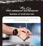 Smartwatch Waterproof Fitness S
