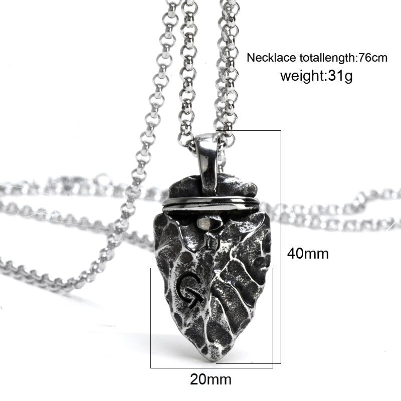 Corrente Masculina Necklace Men Stainless Steel