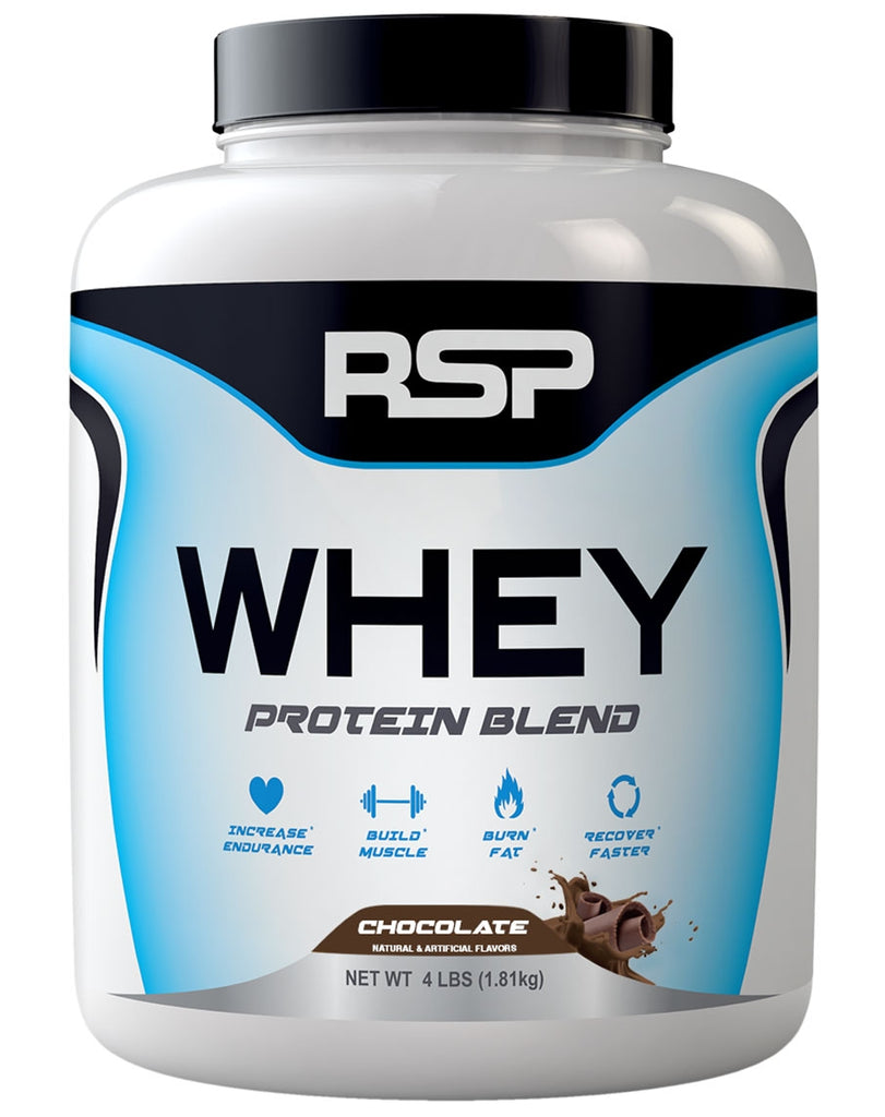 Whey Protein Blend by RSP Nutrition