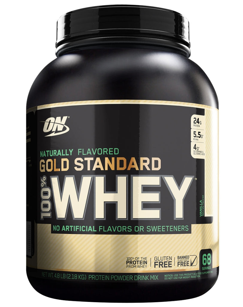 Gold Standard Natural 100% Whey by Optimum Nutrition