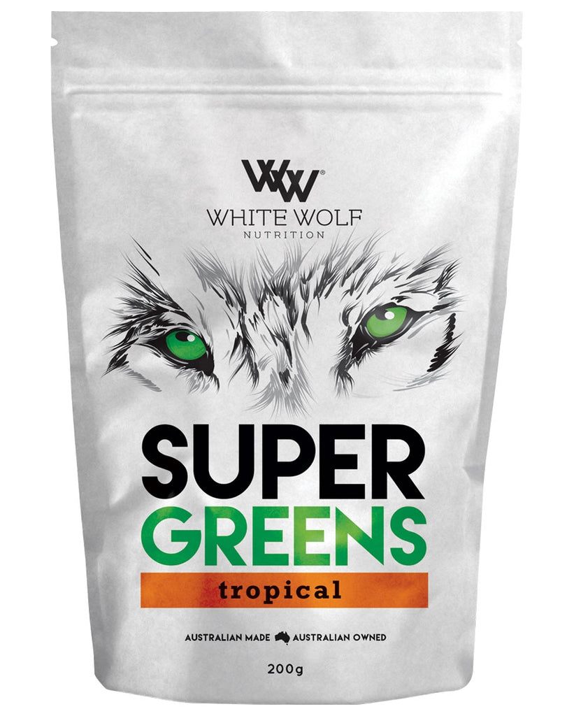 Super Greens by White Wolf Nutrition