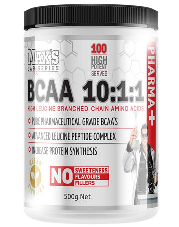 BCAA 10:1:1 by Max's Lab Series