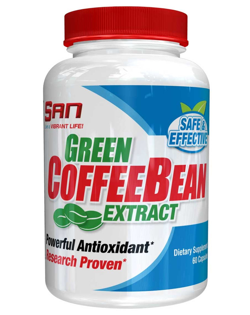 Green Coffee Bean Extract by San Nutrition