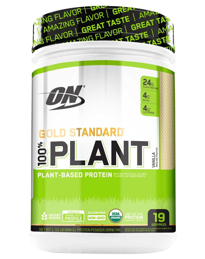 Gold Standard 100% Plant Protein by Optimum Nutrition