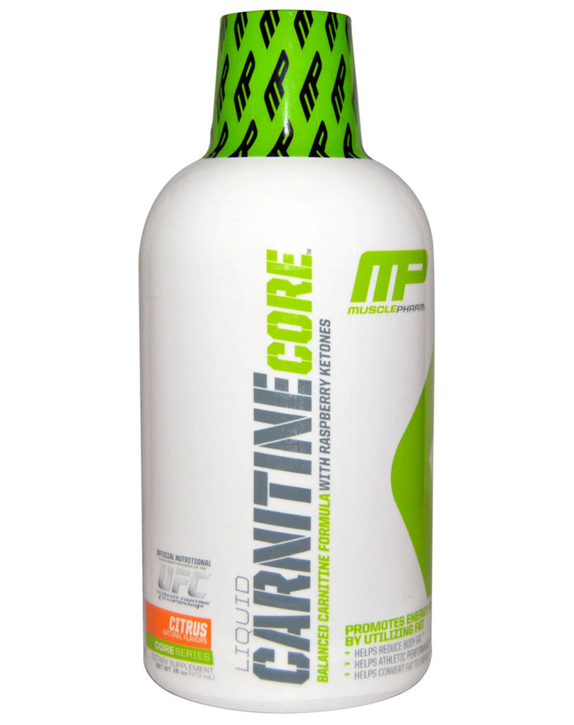 Liquid Carnitine Core By Muscle Pharm
