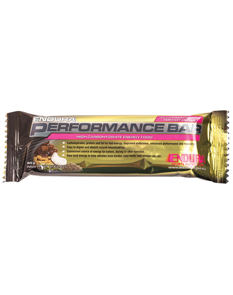 Performance Bar by Endura Sports