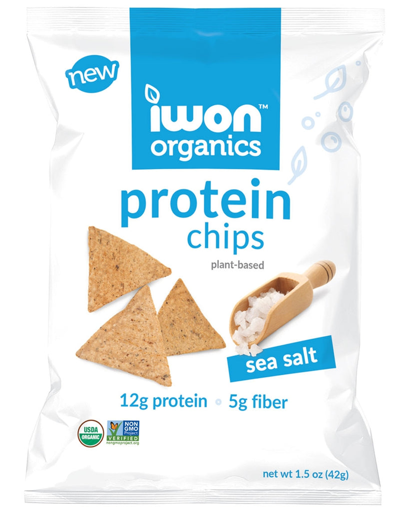 Protein Chips by iwon Organics