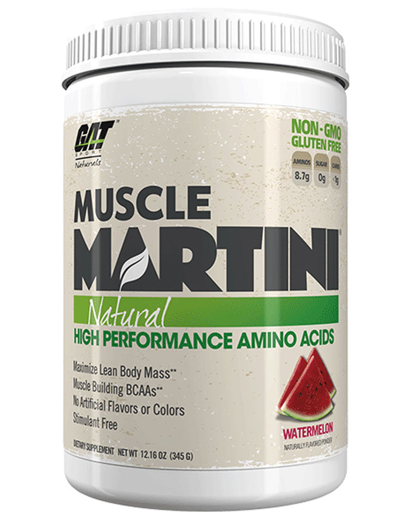 Muscle Martini Natural by German American Technologies