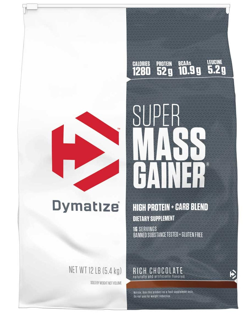 Super Mass Gainer by Dymatize