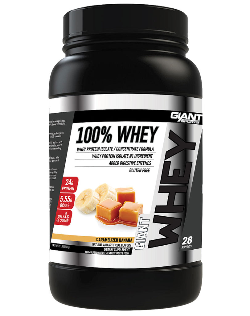 100% Whey by Giant Sports