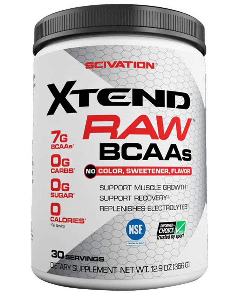 Xtend RAW by Scivation