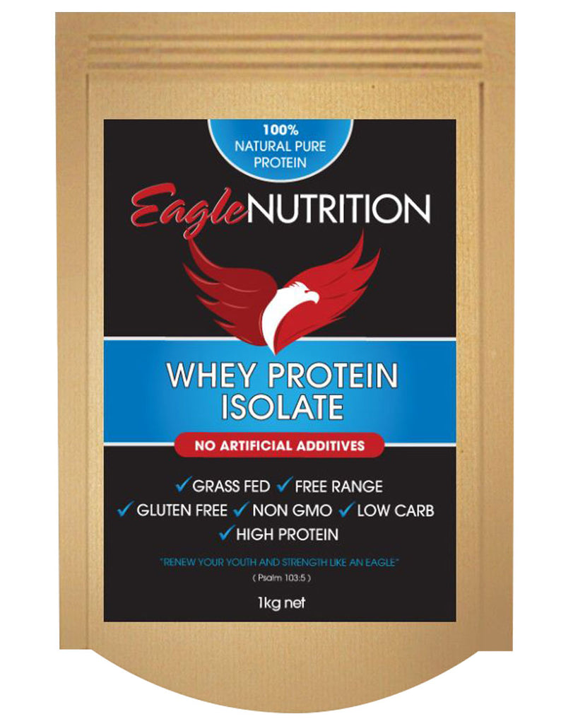 Whey Protein Isolate by Eagle Nutrition